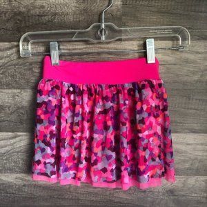 Adidas Girls 6T Pink Workout Skort